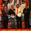The Austria national Driving DIVSION from Uper Austria Mr. Feichtiger hand out the Golden DRIVING AWARD to Mr. Josef Leibetseder 18 YEAR CAI-A ALTENFELDEN MANAGEMENT & Existing Austrian Four in Hand Driving CHAMPION World Champoin SHIP Starter. The Siver DRIVING AWARD goes to Susanne Leibetseder 4th Place World Champion SHIP 2008,Winner CAI- KISBER ASZAR 2008 and a lot of GOOD international Driving Places.